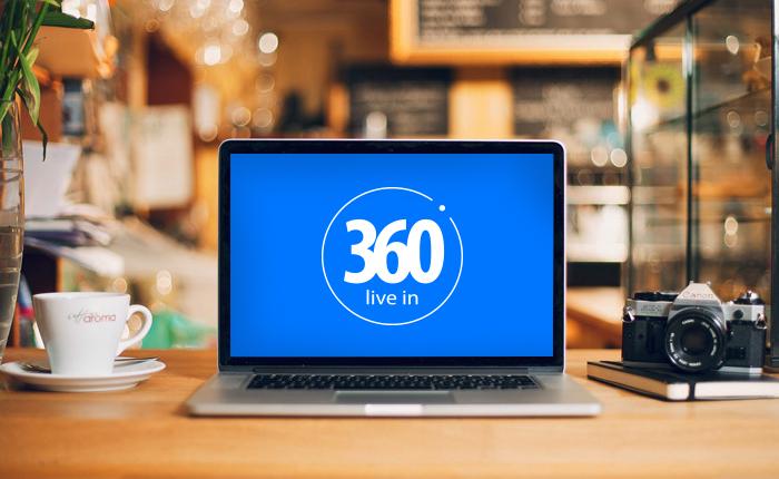 Сайт ростовских 3D панорам в портфолио