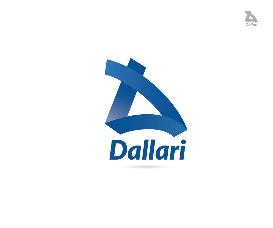Логотип в портфолио