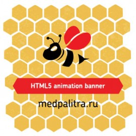 honey_banner_html5_animation