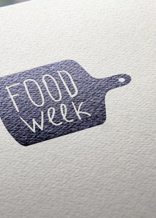 логотип для доставки еды
